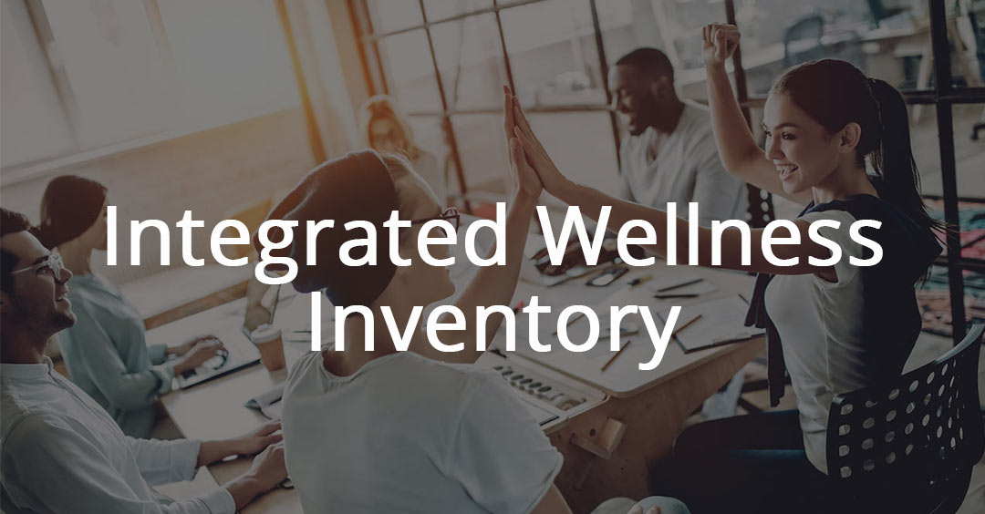 Integrated Wellness Inventory | WIT - Wellness Integrated Team - Professionals